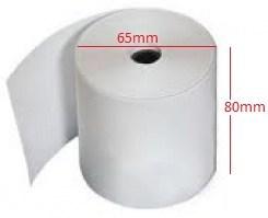 Giấy in Nhiệt K80 x 65 (In bill tính tiền)