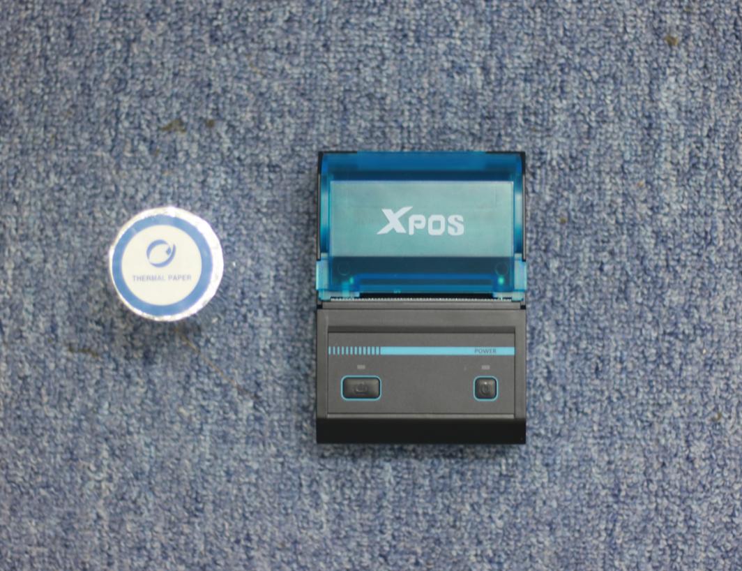 Máy in hóa đơn Bluetooth Xpos P58BL