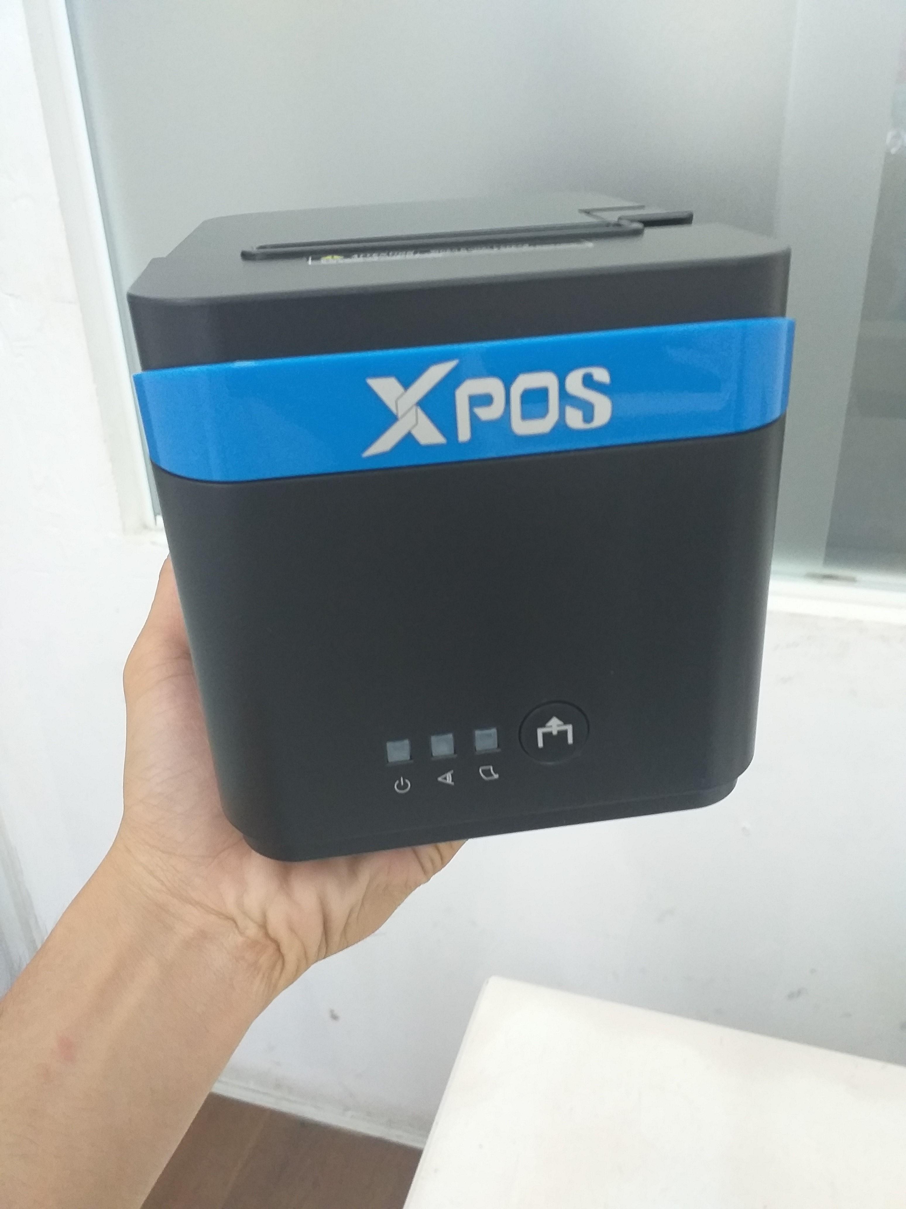MÁY IN NHIỆT - IN HÓA ĐƠN XPOS-Q80II