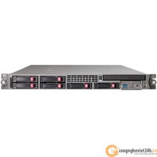 HP Proliant DL360 G5 (2x Quad Core L5420 2.5GHz/8GB/3x72GB)