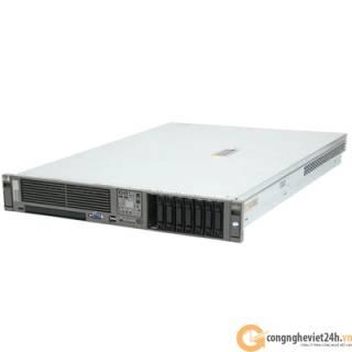 HP ProLiant DL380 G5 (1x Quad Core X5460/8GB/3x73GB)