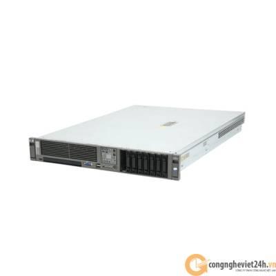 HP PROLIANT DL380 G5 (2XQUAD CORE E5450 3.0GHZ/8GB/3X73GB SAS)