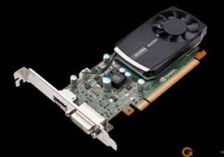 NVIDIA QUADRO 400 512MB GRAPHICS CARD