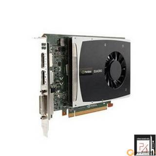 NVIDIA QUADRO 2000 1.0GB GRAPHICS (WS094AA)