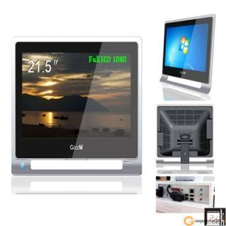ALL IN ONE PC GOODM! BAREBONE GGAO215K 21.5″ LED