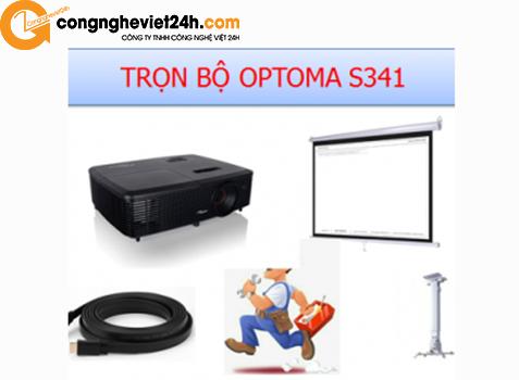 Trọn bộ Optoma S341