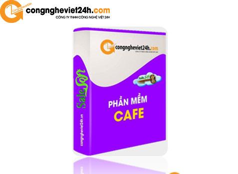 Phần mềm quản lý Cafe Home
