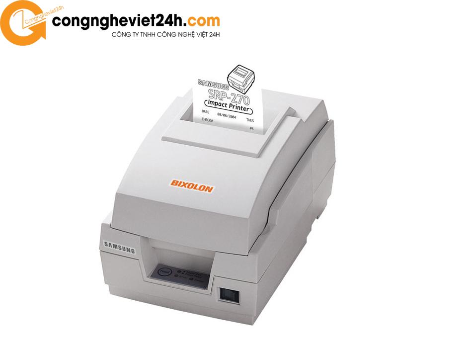 Máy in hóa đơn Samsung Bixolon SRP-270DP