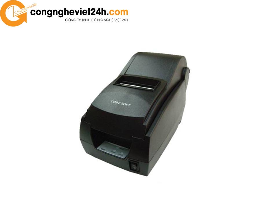 Máy in hóa đơn Codesoft DP-7645III C