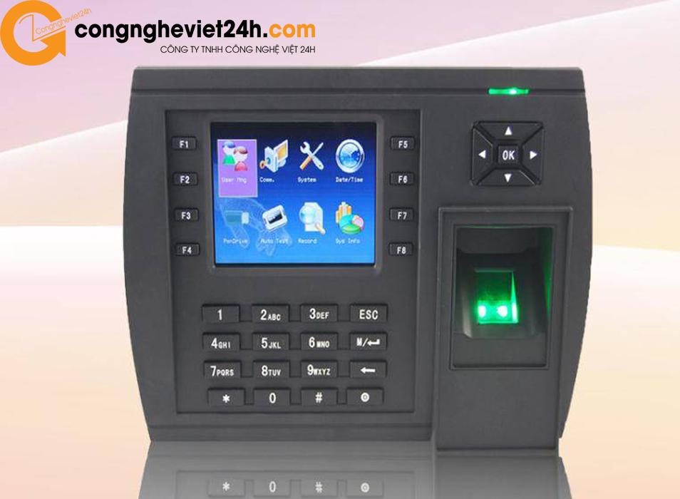 Máy chấm công vân tay – thẻ cảm ứng MITA 8683