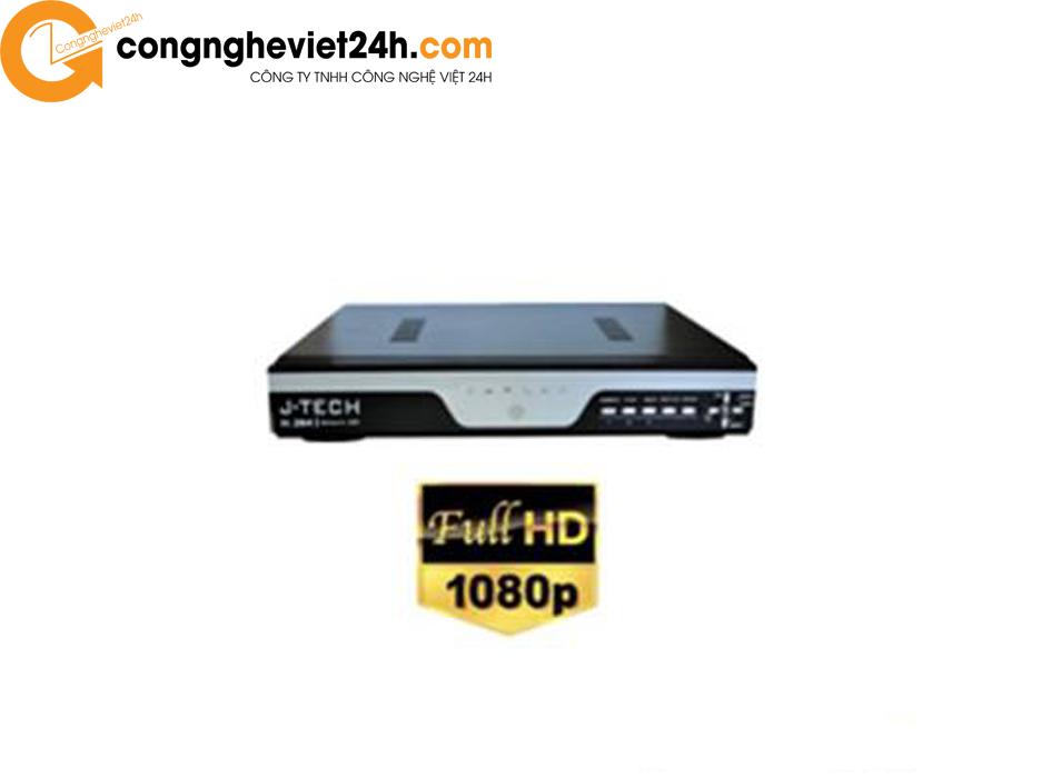 ĐẦU GHI IP J-TECH JT-HD1004H