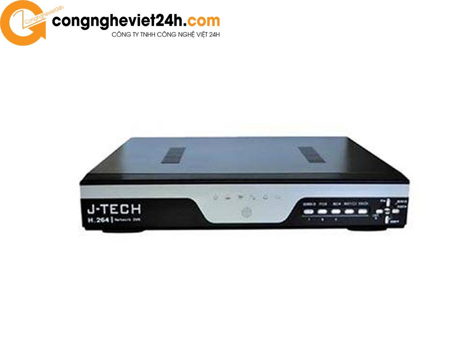 ĐẦU GHI IP J-TECH JT-HD1008H ( 2 SATA )