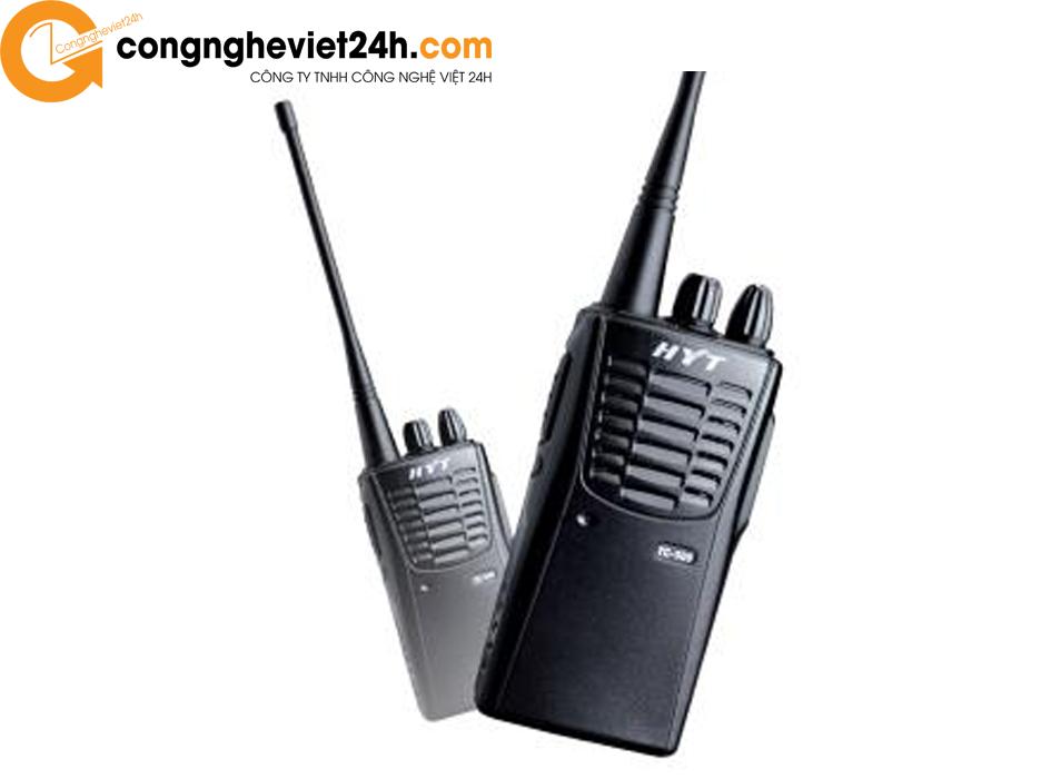 BỘ ĐÀM HYT TC500 UHF