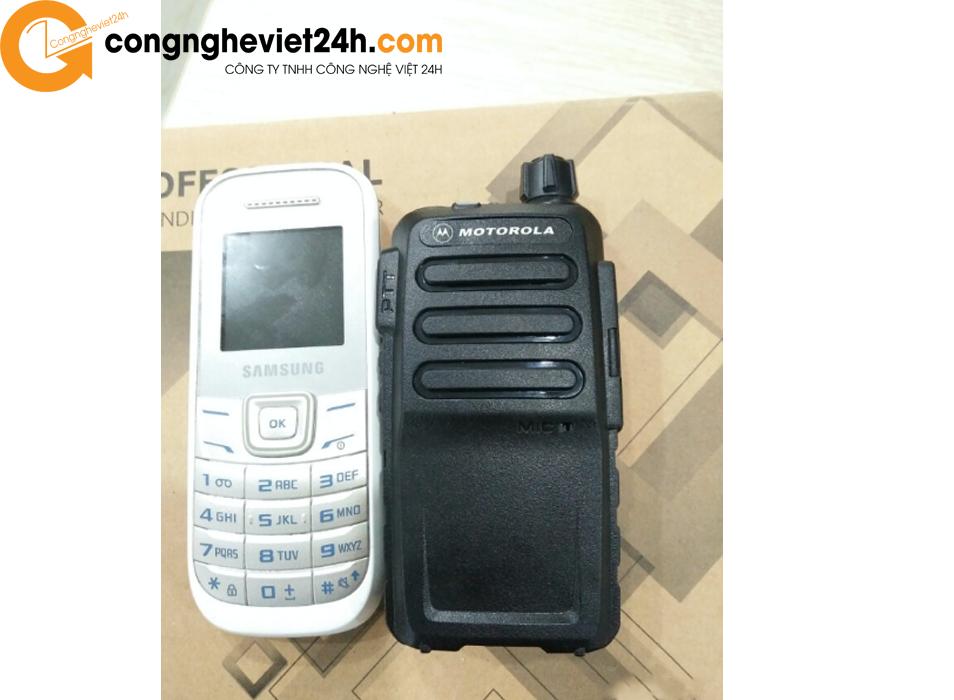 Motorola GP 600 – nhỏ gọn tiện lợi